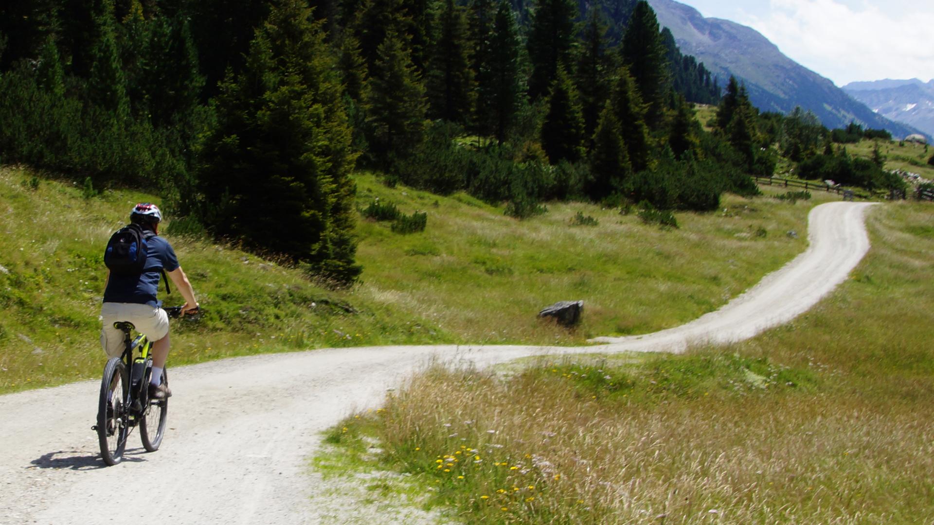 Radwege Radtouren in Österreich