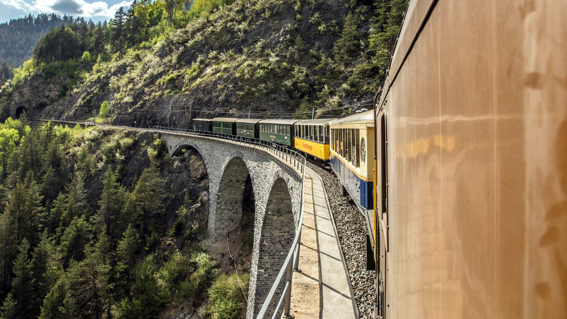 Bahnreise Blog